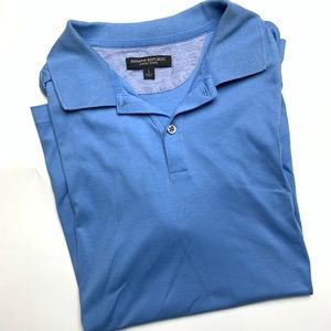 Banana Republic Luxury Soft Polo
